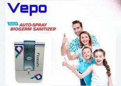 Auto-Spray Sanitizer