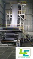 Apex LDPE Three Layer Blown Film Machine