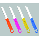 Plastic Handle Kitchen Knife