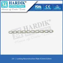 Locking Reconstruction Plate 4.5mm/5.0mm