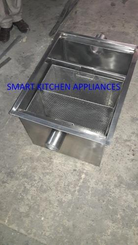 Fabricated SS Grease Trap With Sludge Removal, Rs 28500 /piece | ID ...