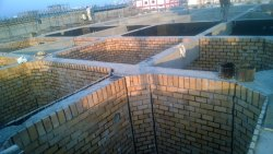 Heat Resistant 38mm Acid Proof Brick, Size: Large