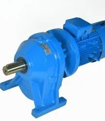0.25 Hp To 20 Hp Foot, Flange 3 Phase Gear motor, Voltage: 220, 415, 5 To 100