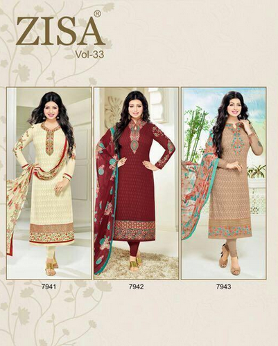 07a0f4f607 Meera Zisa Vol 33 Salwar Suits, Designer Salwar Kameez, Fancy Suit ...