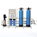 Frp Commercial Ro Plant, 1000-2000 Liter/hour