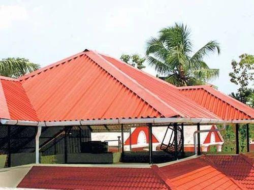 Tress Work Roof Work Tress Work Manufacturer From Chennai