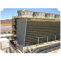 Timber Paharpur Class 600 Cross Flow Type Cooling Tower