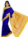 Blue Magic001 Saree