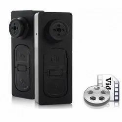 Spy Hidden Shirt Button Camera