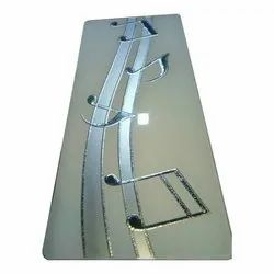 Saint Gobain Printed Lacquered Glass, Thickness: 4 to 19 mm