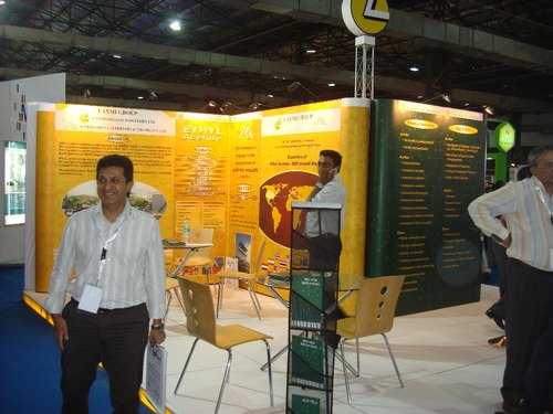 Exhibition Booth Height : Customized semi modular exhibition booth size: customized id