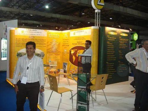 Exhibition Booth Size : Customized semi modular exhibition booth size customized id