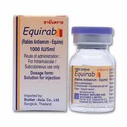 Equirab Rabies Anti Serum, Bionet Asia Co Ltd
