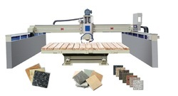 Bridge Type Marble and Lime Stone Tile Cutting Machine