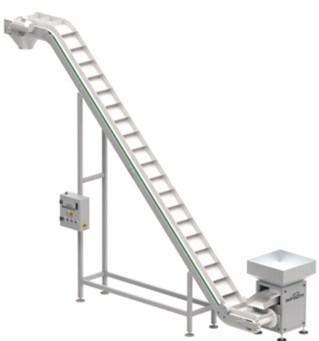 Slat Belt Conveyor, Material Conveying Systems | Dehu Alandi Road