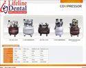 Dental Air Compressors Tornado II