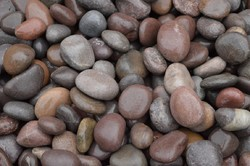 Polished Natural River Pebbles Stone, For Landscaping