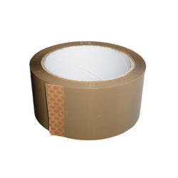 Brown Single Sided Tapes, Size: 1 and 2 inch