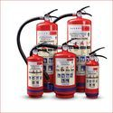 Secure Zone ABC Powder- Based Fire Extinguisher