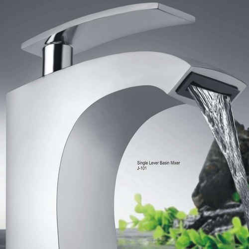 Plato Ss Single Lever Basin Mixer, Packaging Type: Box