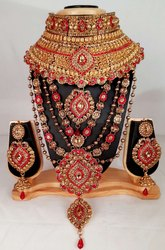 Parampatra Angosree Jewellery Set E- 006