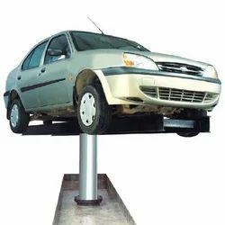 Newtech Hydraulic Car Washing Lift