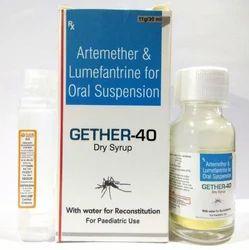Arteemetu 40 mg Lumefantrine 240 mg Syrup