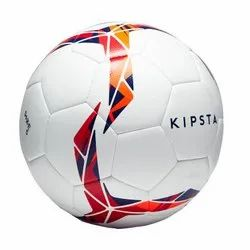 Kipsta F500 Hybrid White and Red Size 5 Football