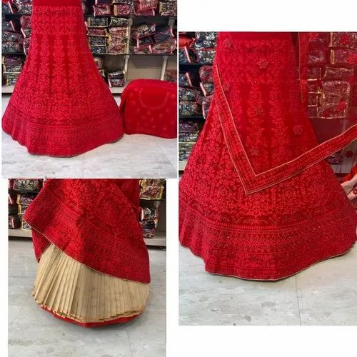 Priyanka Chopra Wedding Lehenga 9000 Velvet At Rs 5500 Piece