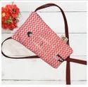 Canvas Mobile Sling Bag