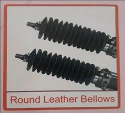 Round Leather Bellows