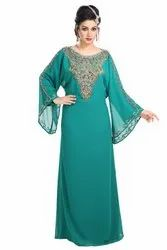 MOROCCAN EVENING GOWN PARTY DRESS