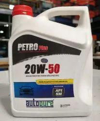 Autopure Petroplus 20W50 SM Engine Oil