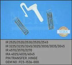 Pin Transfer, Hinge