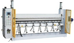 Automatic Post Forming Machine
