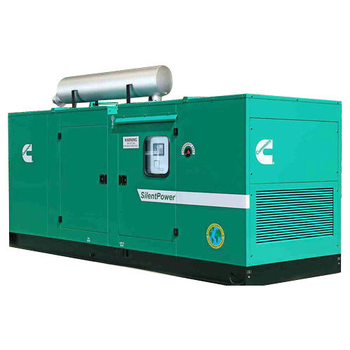 Jakson Power Generator Rental Service at Rs 800/day | जनरेटर ...