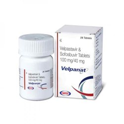 Velpastavir And Sofosbuvir Tablets