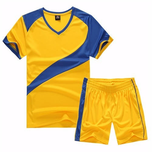 5d26c09e759 Yellow And Blue Football Kit