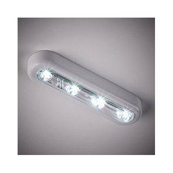 Plastic Battery Ed Led Lights 5 W