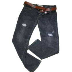 Casual Wear Comfort Fit Mens Blue Denim Jeans