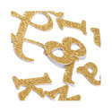 Glitter Alphabets & Numbers