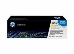 HP 125a Yellow Toner Cartridge (CB542A)