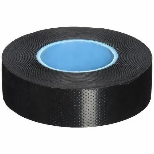 Black Polyester Non Adhesive Tape, For Binding, Size: 3