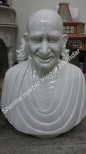 Jaipurcraft Mahathma Gandhi Bust Statue