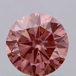 Pink Diamond 0.66ct  SI1  Lab Grown Fancy Color IGI Certifed Stones