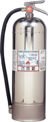 Trinity A B C Dry Powder Type Stainless Steel Fire Extinguisher, For Industrial, Capacity: 5Kg