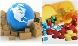 Generic Drop Drug Shipment