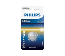 CR2032 Philips Lithium 3V
