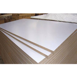 White Melamine Chipboard 17mm