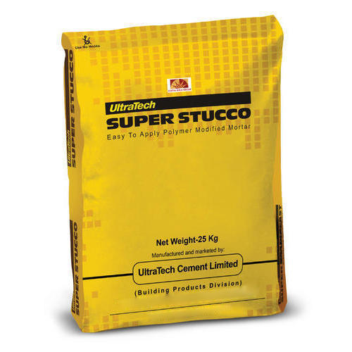 Ultratech Super Stucco, Packaging Type: Bag